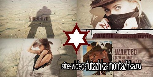 Western Show Promo - Project for After Effects (Videohive)