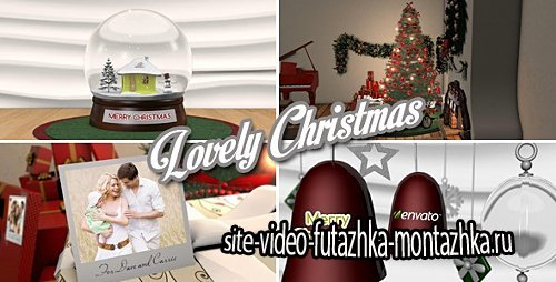 Lovely Christmas - Project for After Effects (Videohive)