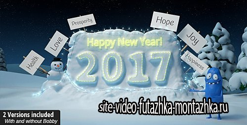 New Year - Project for After Effects (Videohive)