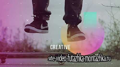 Active Glitch - Project for After Effects (Videohive)