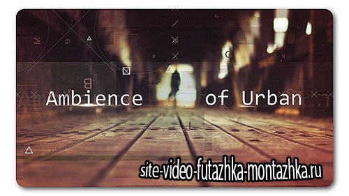 Ambience Urban   Parallax Slideshow - Project for After Effects (Videohive)