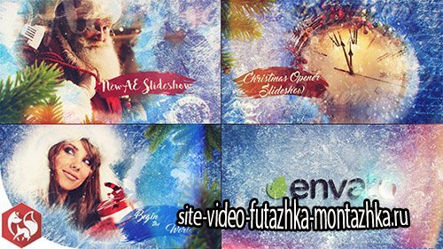 Christmas Slideshow 18739728 - Project for After Effects (Videohive)