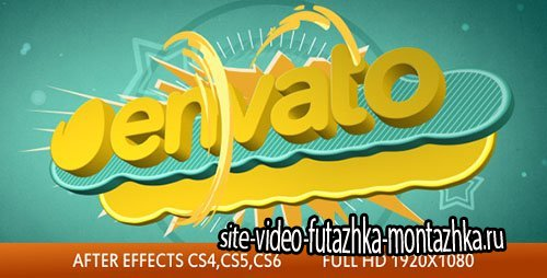 Spring 3D Titles Logo Opener - Project for After Effects (Videohive)