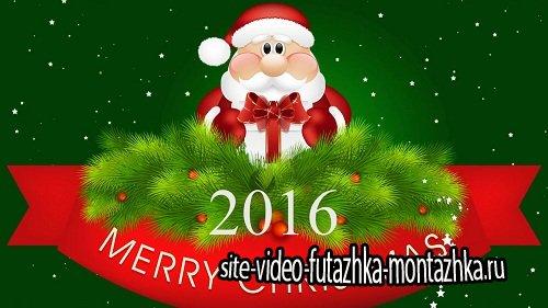 Проект ProShow Producer - Merry Christmas 2016