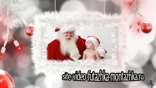 Проект ProShow Producer - Stylized Christmas Pack