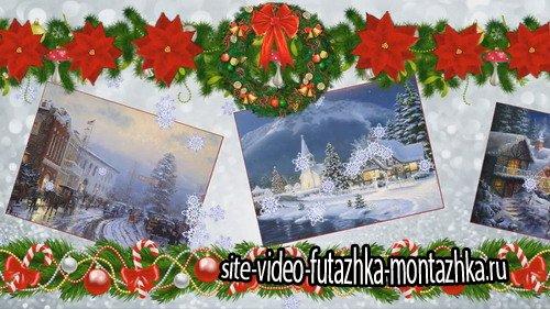 Проект ProShow Producer - Merry Christmas 2016-2