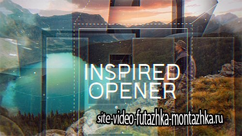Inspired Opener - Project for After Effects (Videohive)