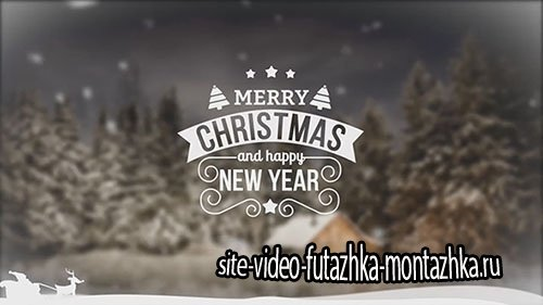 Christmas Slideshow - After Effects Templates
