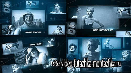 Digital Slideshow - Project for After Effects (Videohive)