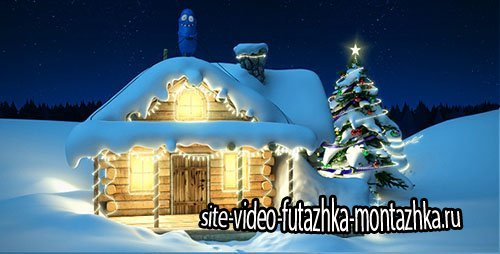 Christmas and New Year with Bobby - Project for After Effects (Videohive)