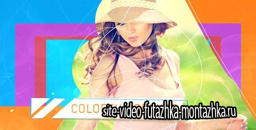 Colorful Opener 17727616 - Project for After Effects (Videohive)
