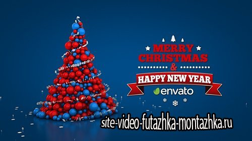 Christmas (4 in 1) - Project for After Effects (Videohive)