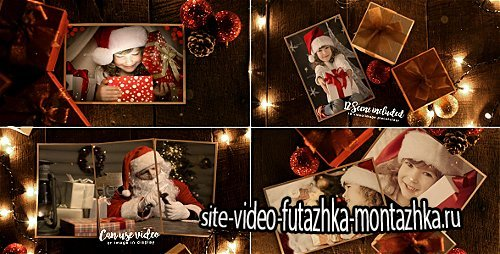 Christmas Gallery - Project for After Effects (Videohive)