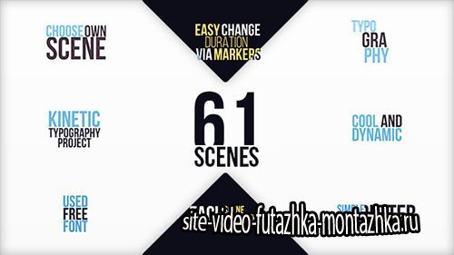 Clean Typography 18285506 - Project for After Effects (Videohive