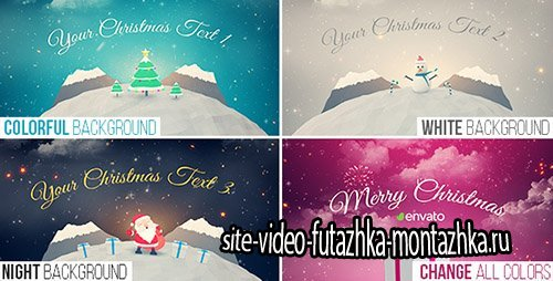 Christmas 18710816 - Project for After Effects (Videohive)