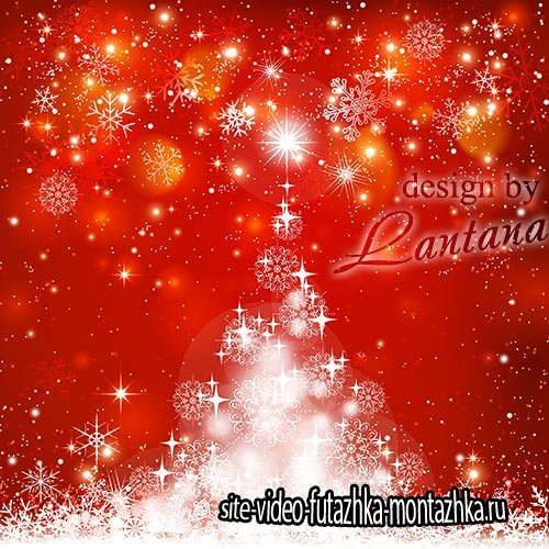 PSD исходник - Новый год нам дарит волшебство 34