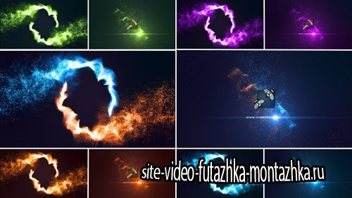 Magic Particles Logo Reveal - Project for After Effects (Videohive)