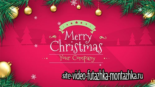 Christmas 13936737 - Project for After Effects (Videohive)