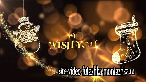 Christmas Wishes - After Effects Template