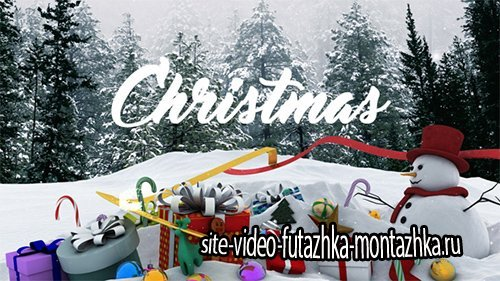 Christmas 18935362 - Project for After Effects (Videohive)