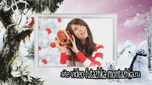 Проект ProShow Producer - Winter Christmas