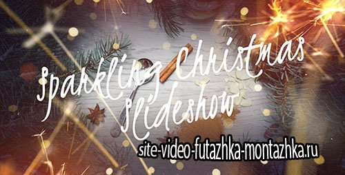 Sparkling Slideshow - Project for After Effects (Videohive)