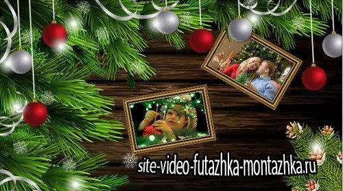 Проект ProShow Producer - Christmas Postcards