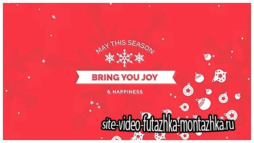Christmas Card 18919667 - Project for After Effects (Videohive)