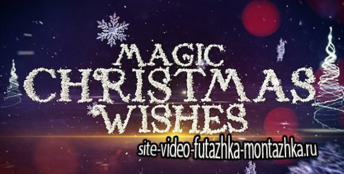 Magic Christmas Wishes - Project for After Effects (Videohive)