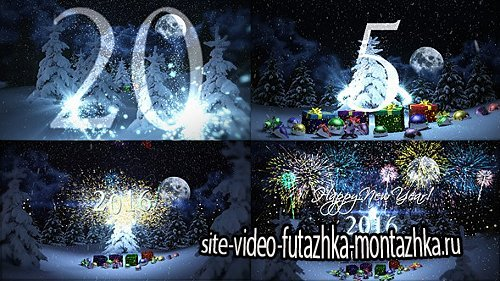New Year Countdown - Project for After Effects (Videohive)