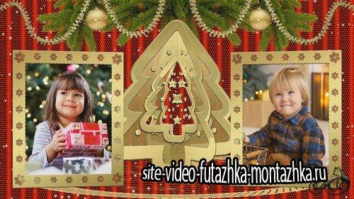 Проект ProShow Producer - Золотое Рождество