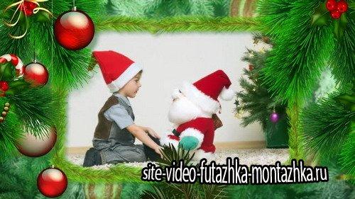 Проект ProShow Producer - Christmas Mystery