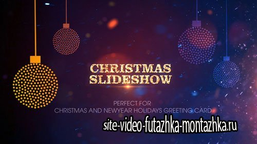 Christmas Slideshow 19171301 - Project for After Effects (Videohive)