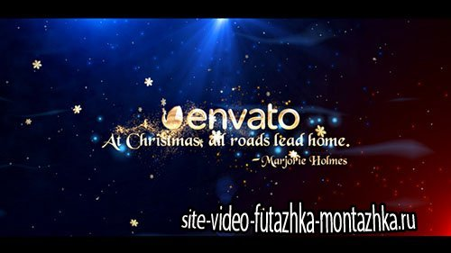 Christmas Wishes 19159516 - Project for After Effects (Videohive)
