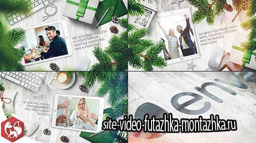 Christmas - Slideshow 19160857 - Project for After Effects (Videohive)