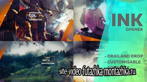Ink Opener - Project for After Effects (Videohive)