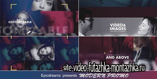 Modern Promo 18739209 - Project for After Effects (Videohive)