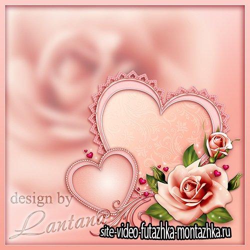 Psd исходник - День Святого Валентина 4