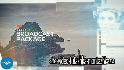 Inspired Broadcast Package - Project for After Effects (Videohive)