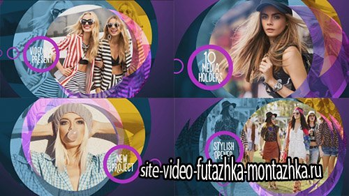 Bright Circles Opener - Project for After Effects (Videohive)