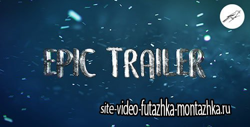 Epic Trailer Titles 6 - Project for After Effects (Videohive)