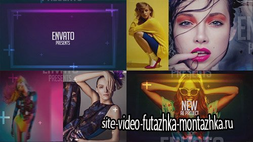 Fashion Magazine Opener&Promo - Project for After Effects (Videohive)