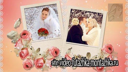 Свадебный проект для ProShow Producer - Зимняя свадьба