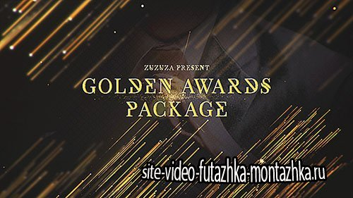Golden Awards Package 19027810 - Project for After Effects (Videohive)