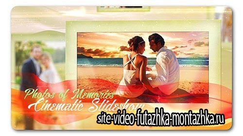 Lovely Slides of Romantic Moments - Project for After Effects (Videohive)