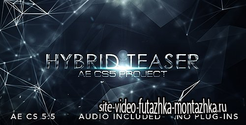 Hybrid Teaser - Project for After Effects (Videohive)
