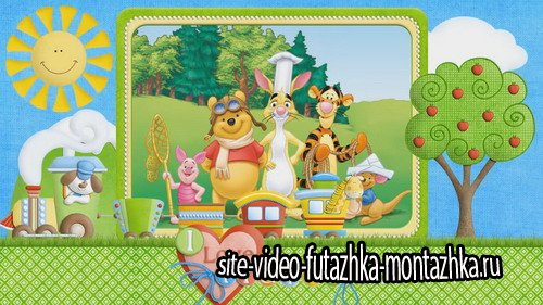 Проект ProShow Producer - Just 4 kids