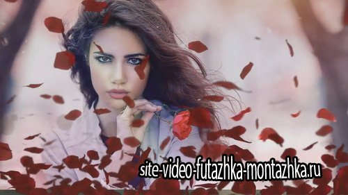 Проект ProShow Producer - Rose Slideshow