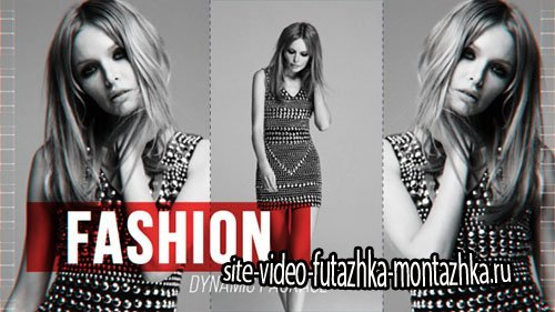 Dynamic Fashion Package - Project for After Effects (Videohive)