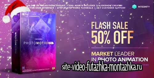 Photo Motion Pro - Professional 3D Photo Animator - Project for After Effects (Videohive)